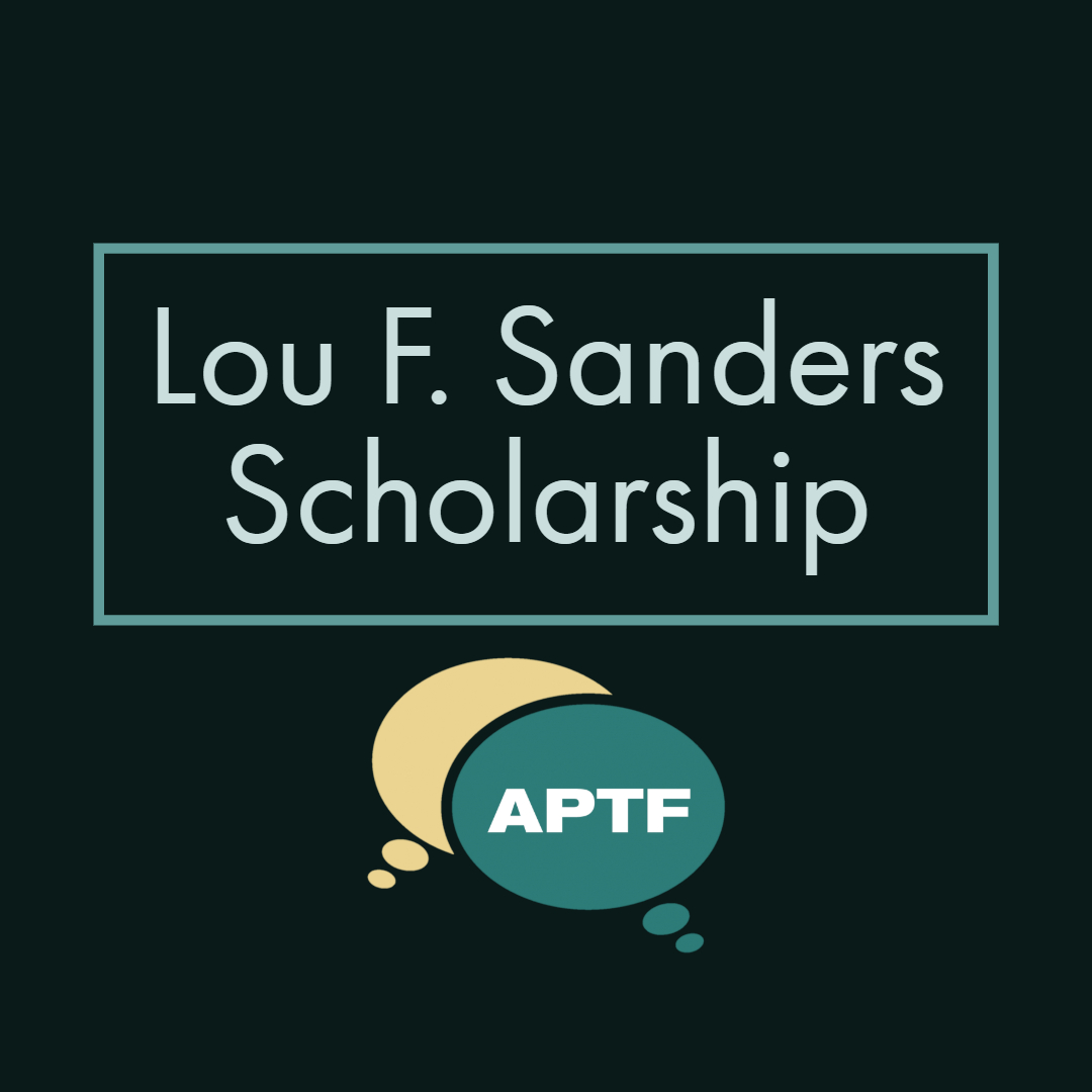 Lou F. Sanders Scholarship
