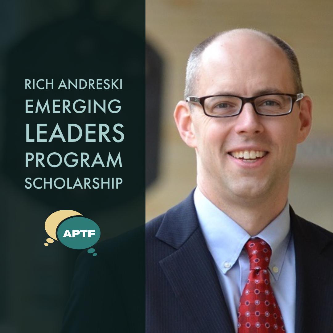 Rich Andreski Emerging Leaders Program Single-Year Scholarship